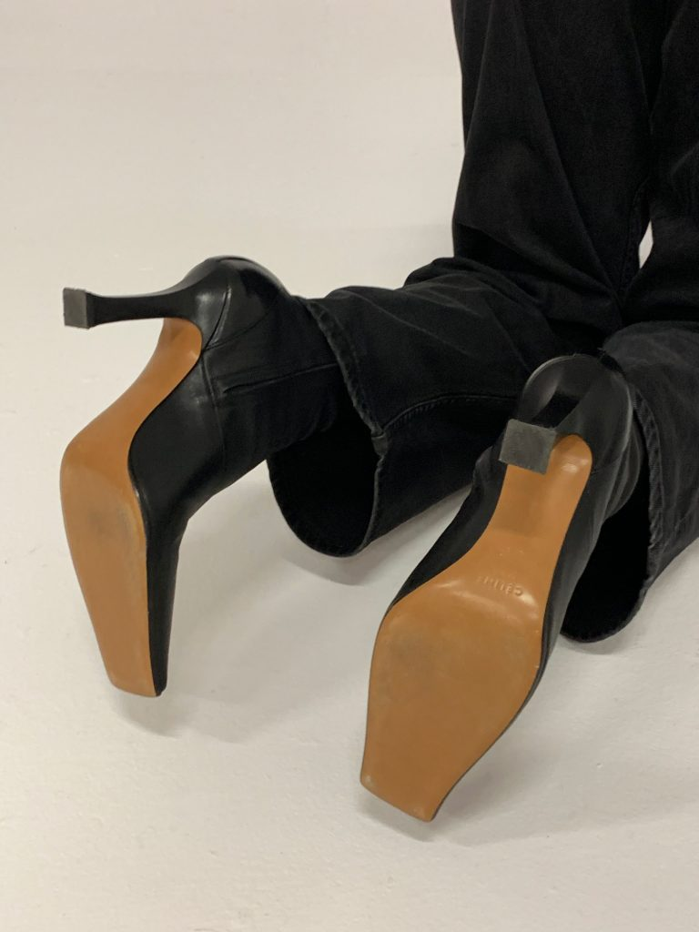 Céline 'Madame' boots - 5 Inch and up
