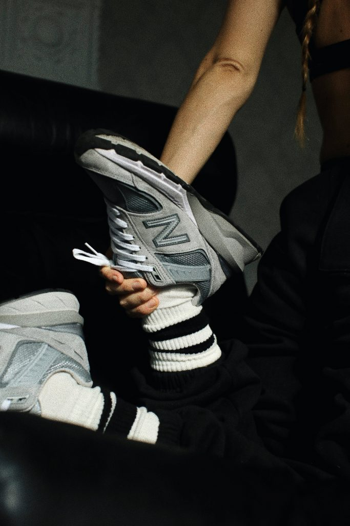 new balance 990 sneakers summer 2020 trends
