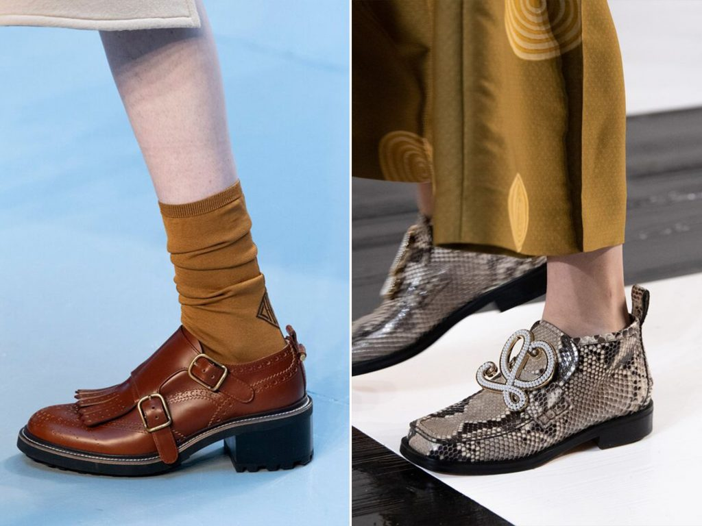 SHOE TRENDS LOAFERS