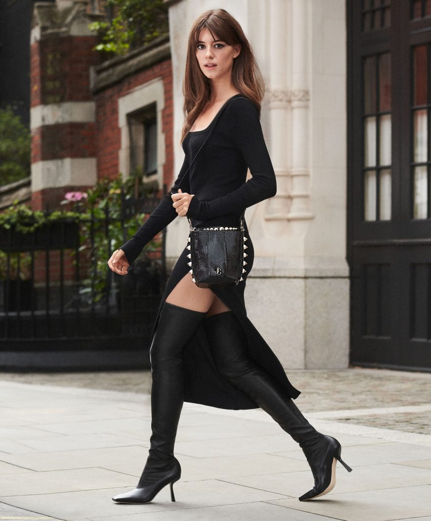 jimmy Choo over-knee boots