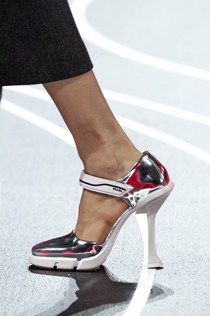 PRADA RUNWAY SHOES
