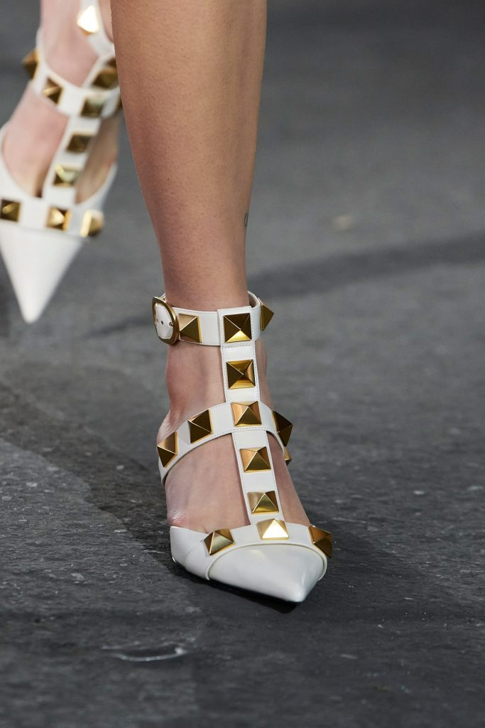Valentino ROCKSTUD SHOES SS21