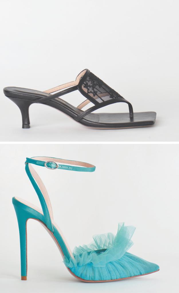 Andrea wazen shoes