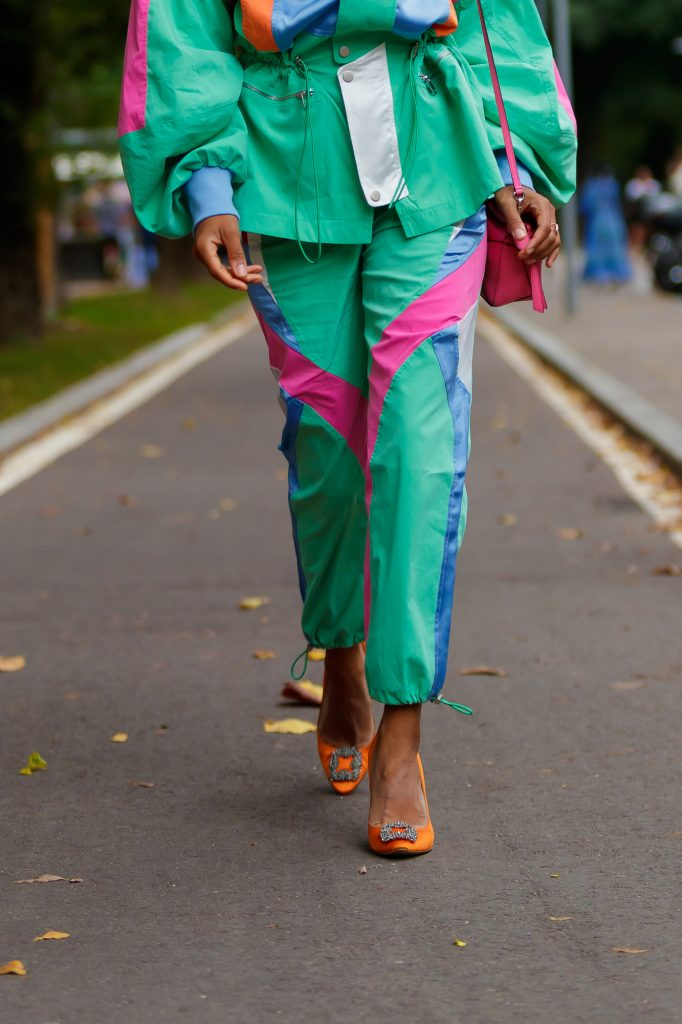 manolo blahnik shoes streetstyle