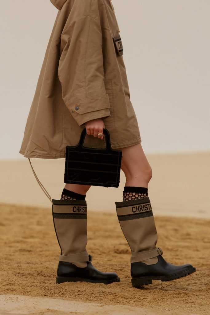 dior wellies boots