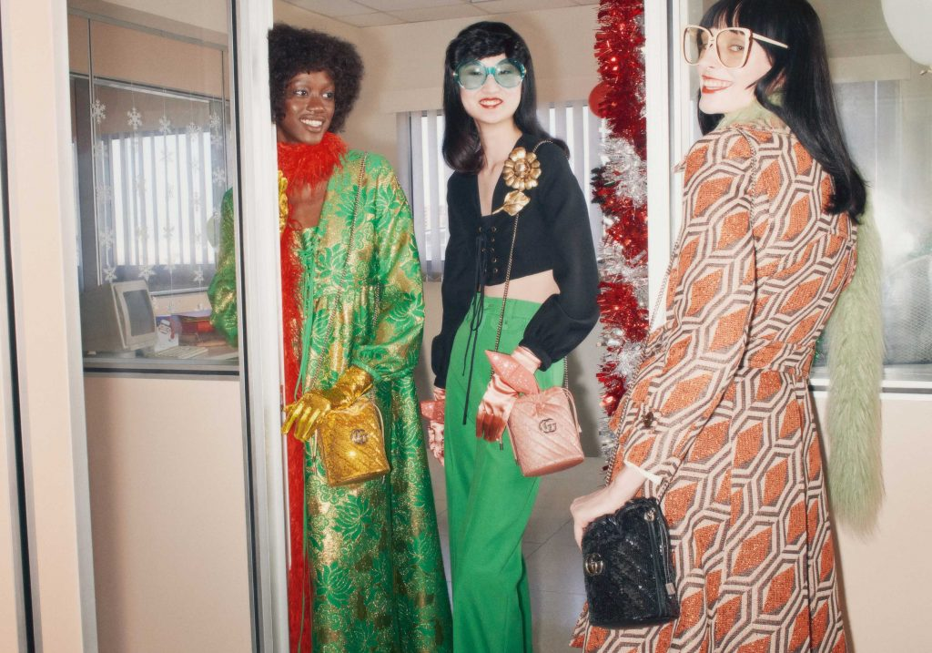 GUCCI HOLIDAY CAMPAIGN