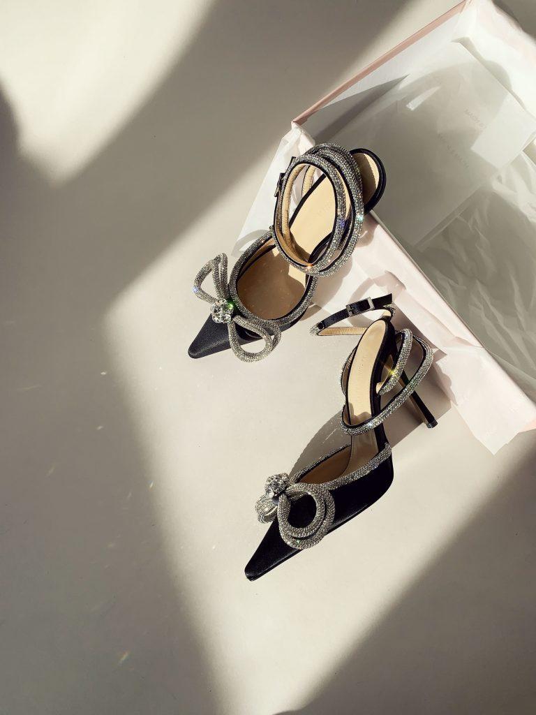 mach & mach bow shoes
