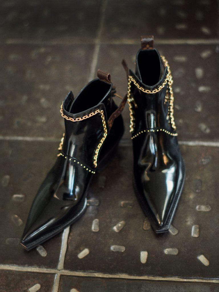 louis Vuitton matador boots