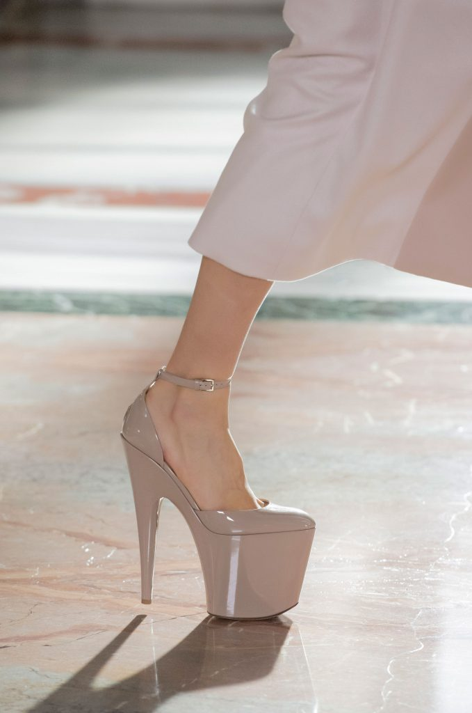 valentino haute couture shoes