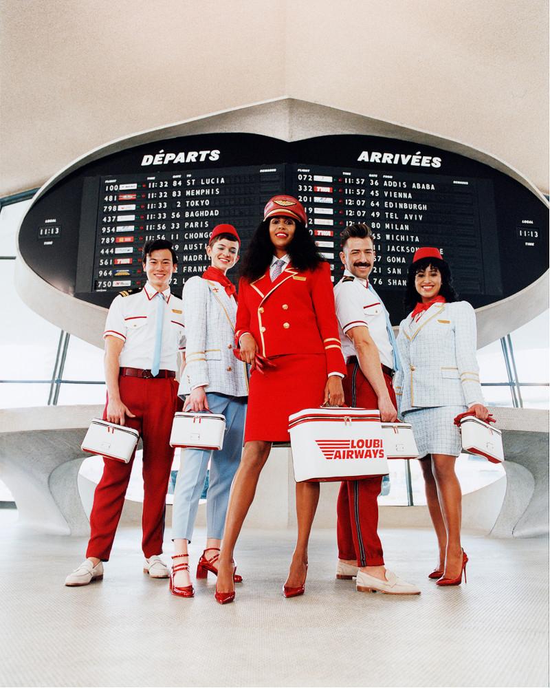 loubi airways crew