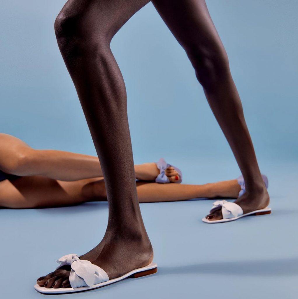 Apiedi bow sandals