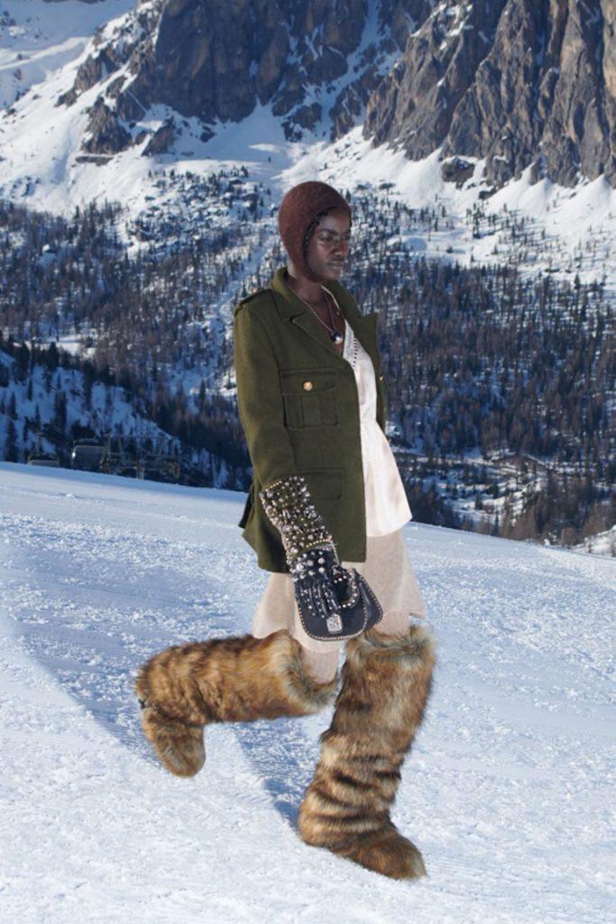 miu miu snow boots