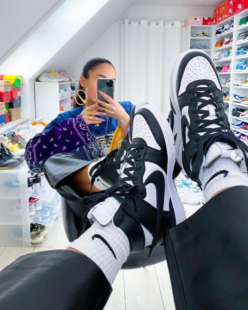 sallies sneakers