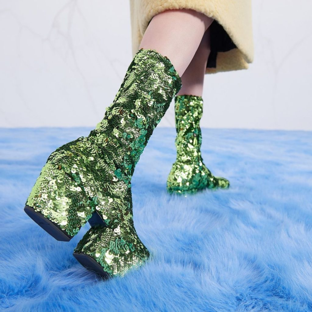 prada aw21 boots