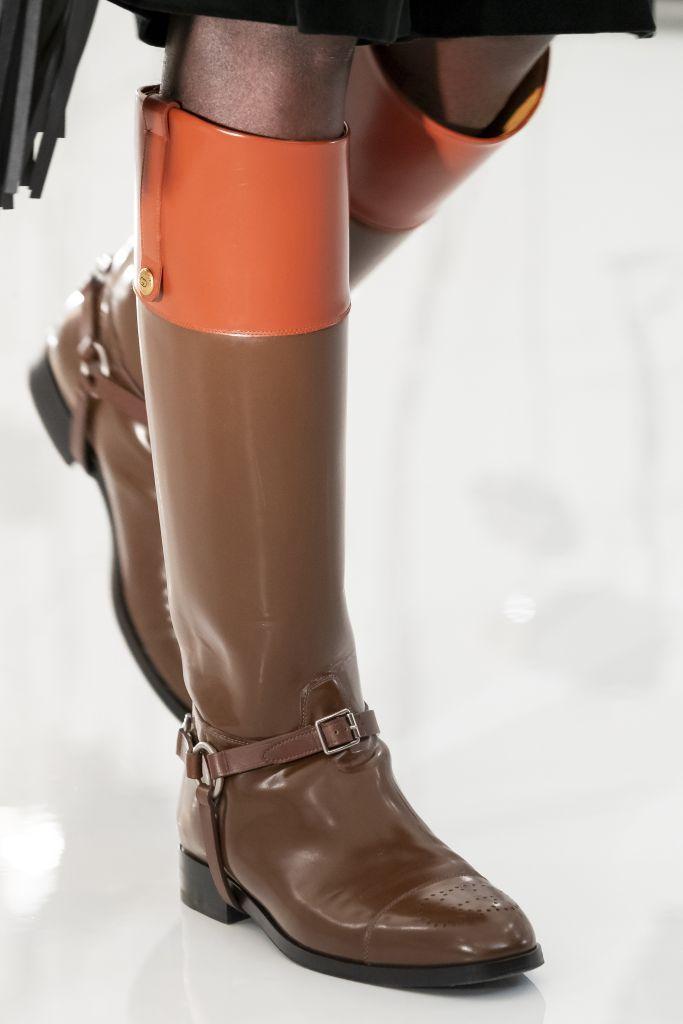 Gucci Aria Balenciaga riding boots