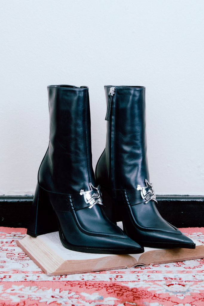 Thebe-Magugu-black-boots