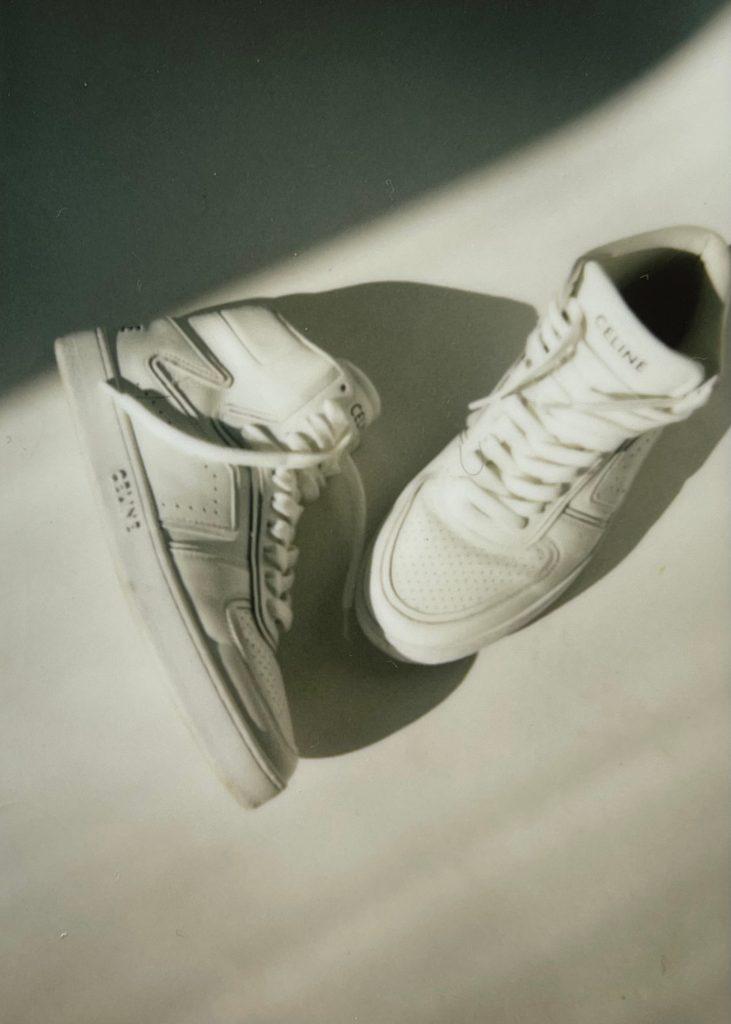 Celine runway sneakers