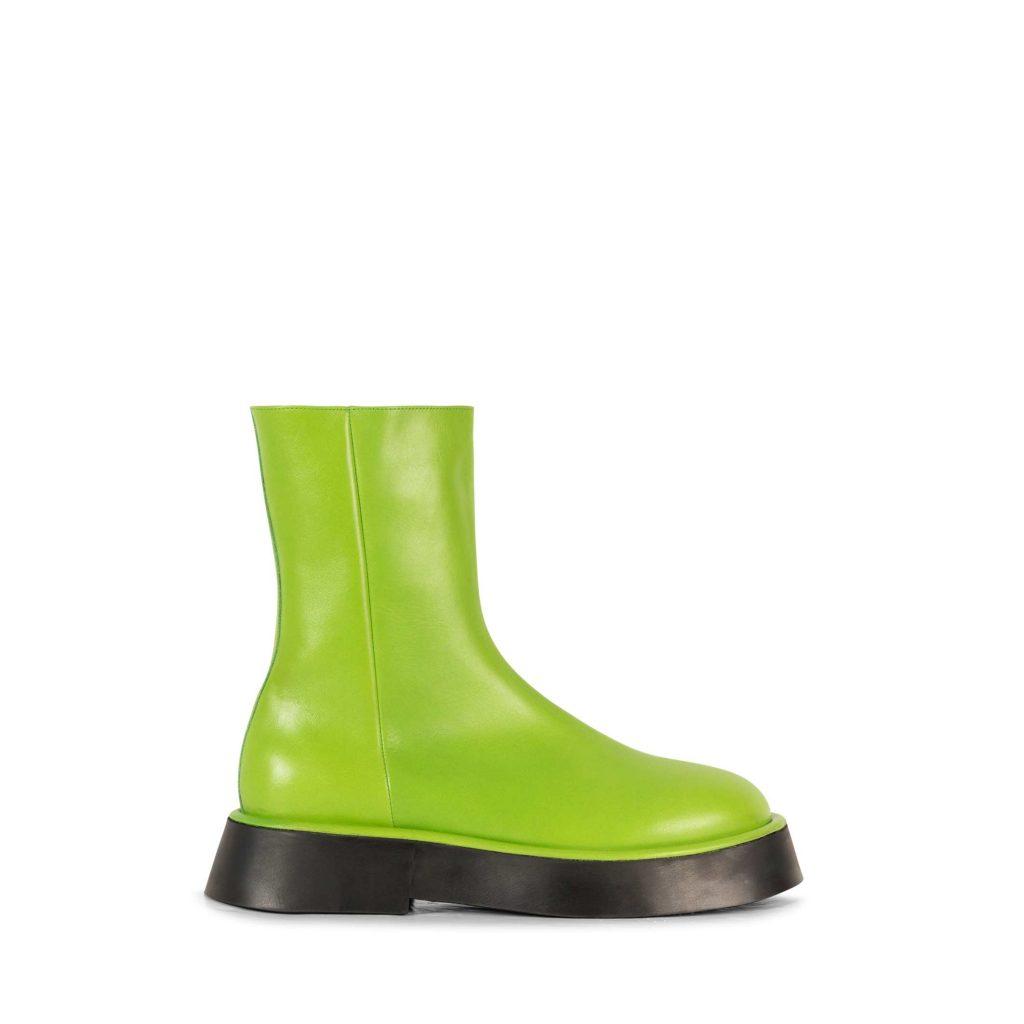 wandler green boots