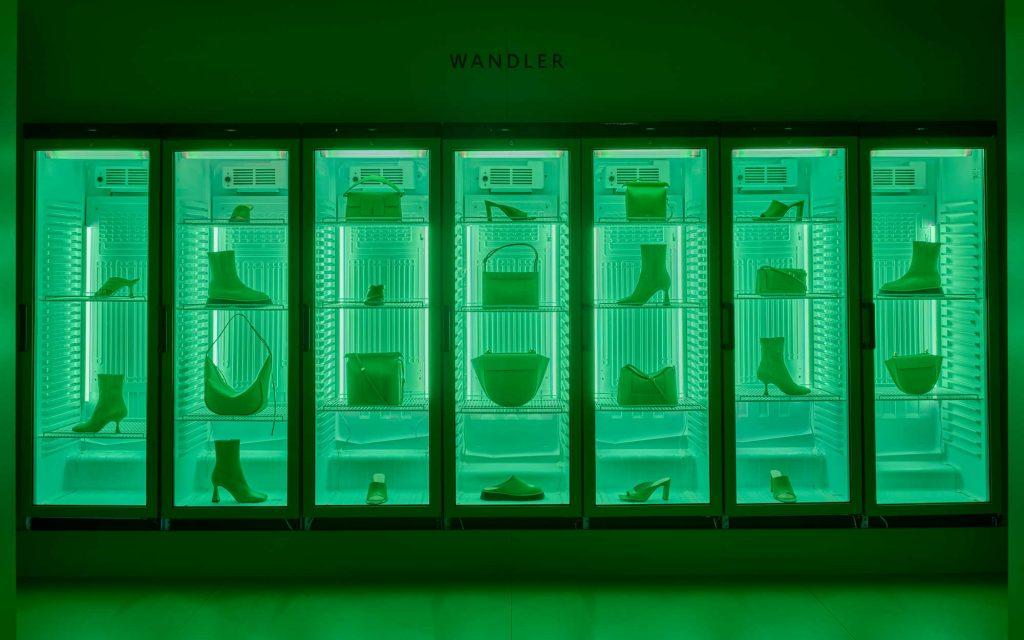 wandler fashion week capsule