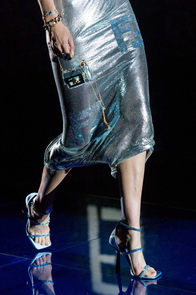Versace fendi sandals