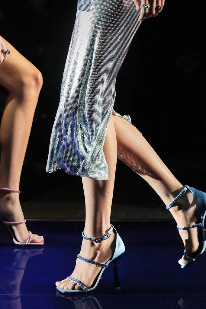Fendance shoes